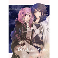 [NL:R18] Doujinshi - Manga&Novel - Fire Emblem Awakening / Chrom x Reflet (Black & White) / Trump to Hana
