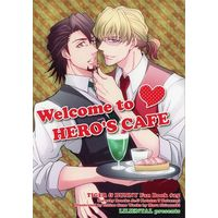 [Boys Love (Yaoi) : R18] Doujinshi - Novel - TIGER & BUNNY / Barnaby x Kotetsu (Welcome to HERO'S CAFE) / Liliental