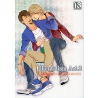 [Boys Love (Yaoi) : R18] Doujinshi - Novel - TIGER & BUNNY / Barnaby x Kotetsu (Lilientalism Act.2) / Liliental(Antique Rose)