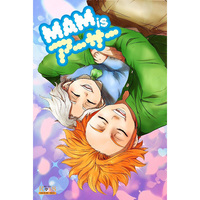 [Boys Love (Yaoi) : R18] Doujinshi - The Seven Deadly Sins / Arthur Pendragon x Hendrickson (MAM is アーサー) / SHAMBLES