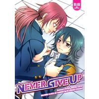 [Boys Love (Yaoi) : R18] Doujinshi - Inazuma Eleven GO / Ranmaru x Kariya (NEVER GIVE UP) / VALIANT