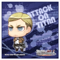 Hand Towel - Shingeki no Kyojin / Erwin Smith