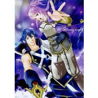 [NL:R18] Doujinshi - Fire Emblem Awakening / Chrom x Reflet (at stormy night) / Atelier KK