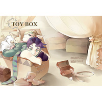 Doujinshi - Jojo Part 2: Battle Tendency / Caesar x Joseph (TOY BOX) / chocolate jazz