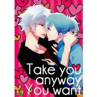 [Boys Love (Yaoi) : R18] Doujinshi - UtaPri / Ranmaru x Ai (Take you anyway You want) / Shinkai