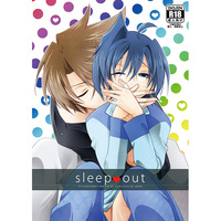 [Boys Love (Yaoi) : R18] Doujinshi - Vanguard / Toshiki x Aichi (sleep out) / I@BOX