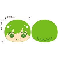 Omanjuu Cushion - Free! (Iwatobi Swim Club)