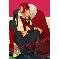 [Boys Love (Yaoi) : R18] Doujinshi - Fate/Zero / Rider  x Lord El-Melloi II (Cannot forget you and) / Ohige