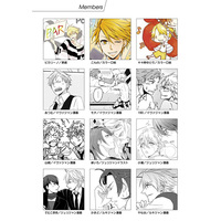 [Boys Love (Yaoi) : R18] Doujinshi - Manga&Novel - Anthology - Lucky Dog 1 / Giancarlo (Lucky Happy Party!) / Bergamot Honey