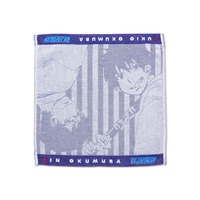 Hand Towel - Blue Exorcist