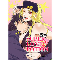 [Boys Love (Yaoi) : R18] Doujinshi - Jojo Part 3: Stardust Crusaders / Jyoutarou x Dio (SUPER LOVE POTION) / VoiceOfFlower