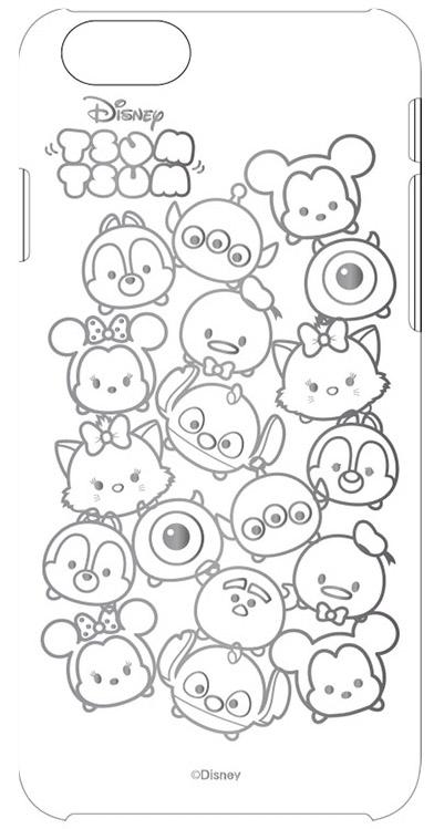 Iphone6 case tsum tsum tsum tsum iphone6