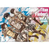 Doujinshi - Shingeki no Kyojin / Hitch Dreyse & Levi & All Characters & Hanji (K.O) / Inu Bird