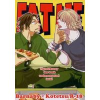 [Boys Love (Yaoi) : R18] Doujinshi - Novel - TIGER & BUNNY / Barnaby x Kotetsu (EAT ME) / ウミモノガタリ