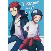 Doujinshi - K (K Project) / Mikoto x Misaki (Together with king!) / クロキ