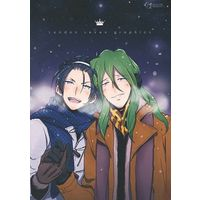 [Boys Love (Yaoi) : R18] Doujinshi - Yowamushi Pedal / Toudou x Makishima (London seven graphics) / bodysnatchers