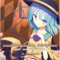 Doujin Music - Unrequited Hearts the instrumental / Amateras Records