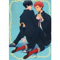 [Boys Love (Yaoi) : R18] Doujinshi - Blue Exorcist / Renzo x Rin (きらきらのせかい) / Lierre