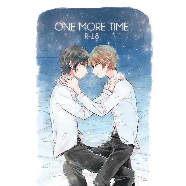 [Boys Love (Yaoi) : R18] Doujinshi - WORLD TRIGGER / Karasuma Kyosuke x Izumi Kouhei (ONE MORE TIME) / mellow