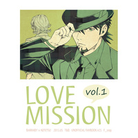 Doujinshi - TIGER & BUNNY / Barnaby x Kotetsu (LOVE MISSION vol.1) / F_step