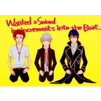 Doujinshi - K (K Project) / All Characters (K) (舟に刻みて剣を求む Wanted a Sword in increments into the Boat.) / KING OF COLORS
