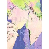 [Boys Love (Yaoi) : R18] Doujinshi - Kuroko's Basketball / Kise x Midorima (THURSDAY) / はにかむ