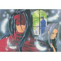 Doujinshi - Final Fantasy Series / Vincent & Sephiroth (Dark Mist ~金の罪・銀の罰~) / RED BEAT R