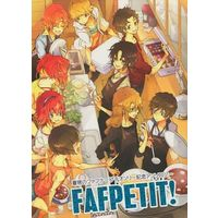 Doujinshi - Manga&Novel - Anthology - Fafner in the Azure / All Characters (FAFPETIT!) / G.A.S.C