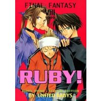 Doujinshi - Omnibus - Final Fantasy VIII / Squall Leonhart x Zell Dincht (RUBY!) / United Babys