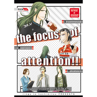 Doujinshi - Yowamushi Pedal / Toudou x Makishima (the focus of attention!!) / りんごとはちみつ
