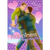 [Boys Love (Yaoi) : R18] Doujinshi - Biohazard (Resident Evil) / Chris Redfield x Piers Nivans (Happiness) / FUNNY CREW