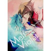 [Boys Love (Yaoi) : R18] Doujinshi - Manga&Novel - Anthology - Yu-Gi-Oh! GX / Judai x Johan (Melt to Violet) / innisia