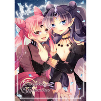 Doujinshi - Illustration book - Sailor Moon / All Characters (Darkside Collection) / Karumitei