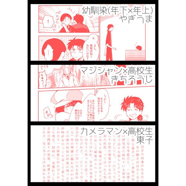 Kindaichi Case Files / Takato