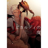 Doujinshi - Fate/stay night / Archer x Rin (ピカルディの三度) / illuminator