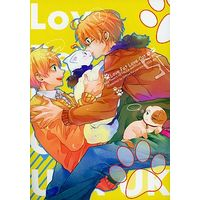 Doujinshi - Hetalia / America x United Kingdom (Love Pet Love Cat) / Nanayuu