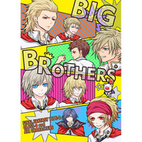Doujinshi - Final Fantasy Series / All Characters (Final Fantasy) (BIG BROTHERS) / ZUi.F