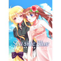 Doujinshi - Novel - Magical Girl Lyrical Nanoha / Fate x Nanoha (Sea side Blue) / The Earth〜この大地を踏みしめて〜