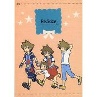 Doujinshi - KINGDOM HEARTS (Re:Ssize) / Ssize