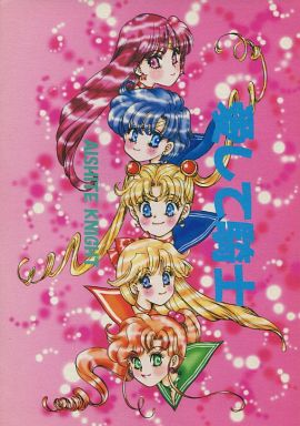 Doujinshi - Sailor Moon / Sailor Moon & Aino Minako (Sailor Venus) & Mizuno Ami (Sailor Mercury) (愛して騎士) / KIDDY LAND