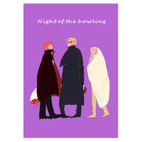 Doujinshi - K (K Project) / Mikoto & Izumo & Totsuka (Night of the howling) / Ao no Ji
