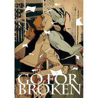 Doujinshi - Blood Blockade Battlefront / Zap Renfro x Zed O'Brien (GO FOR BROKEN) / 2mm