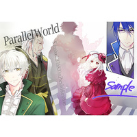 Doujinshi - K (K Project) / Reisi & Anna & Mikoto (Parallel World) / QOL