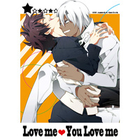 [Boys Love (Yaoi) : R18] Doujinshi - Blood Blockade Battlefront / Zap Renfro x Leonard Watch (Love me You Love me) / Anna
