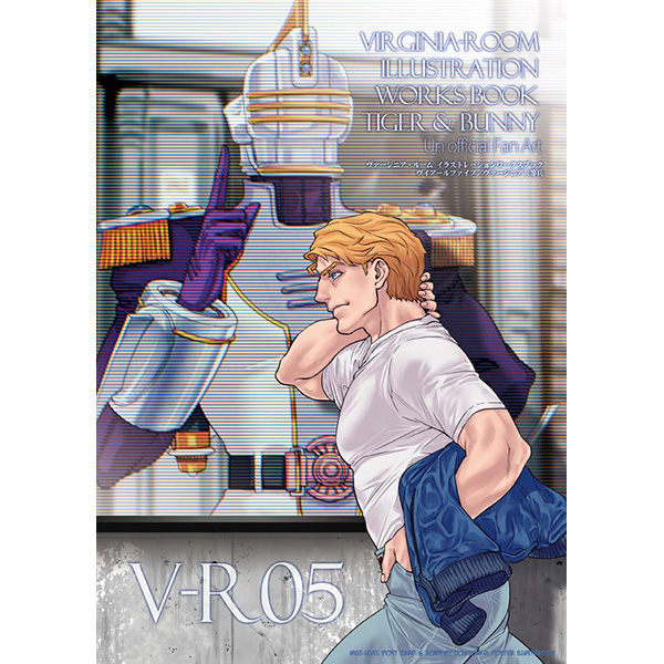 Doujinshi - Illustration book - TIGER & BUNNY / Sky High & Keith & Ryan Goldsmith (V-R05) / Virginia Room