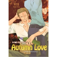 [Boys Love (Yaoi) : R18] Doujinshi - Manga&Novel - Anthology - ONE PIECE / Zoro x Sanji (Autumn Love~40歳ゾロ・アンソロジー) / さしさしきしと