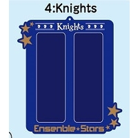 Badge - Ensemble Stars! / Knights
