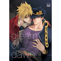 [Boys Love (Yaoi) : R18] Doujinshi - Jojo Part 3: Stardust Crusaders / Dio x Jyoutarou (gleam of dawn) / nibanboshi