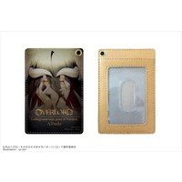 Commuter pass case - Overlord / Albedo