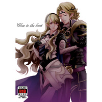 [NL:R18] Doujinshi - Fire Emblem if / Kamui & Marks (Close to the limit) / Atelier KK